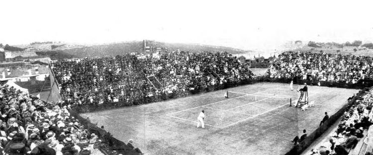 1909 International Lawn Tennis Challenge