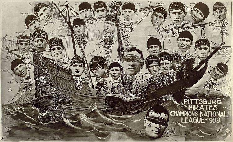 1909 Pittsburg Pirates season