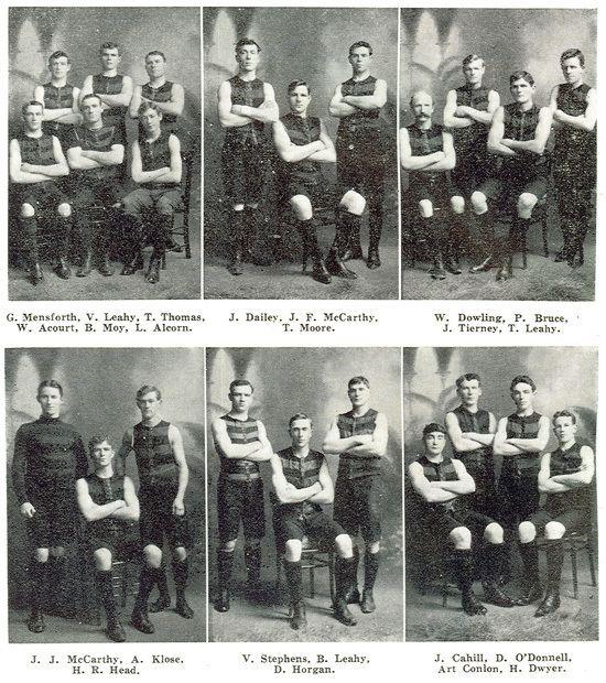 1909 SAFL season