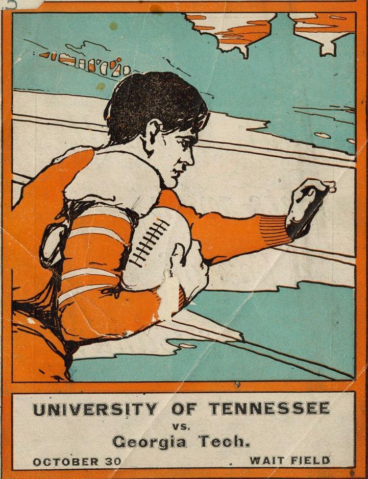 1909 Tennessee Volunteers football team