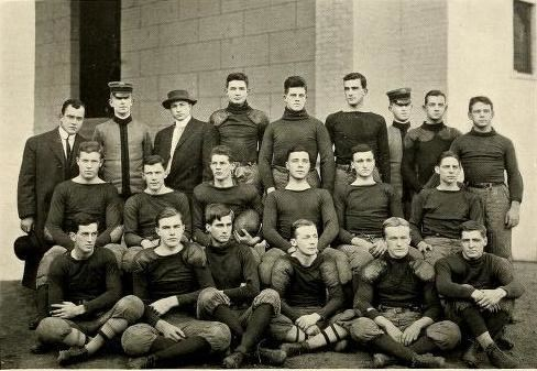 1909 VMI Keydets football team