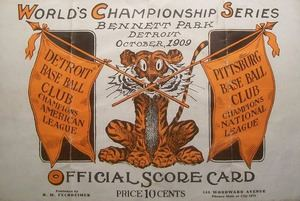 1909 World Series 1909 World Series Wikipedia