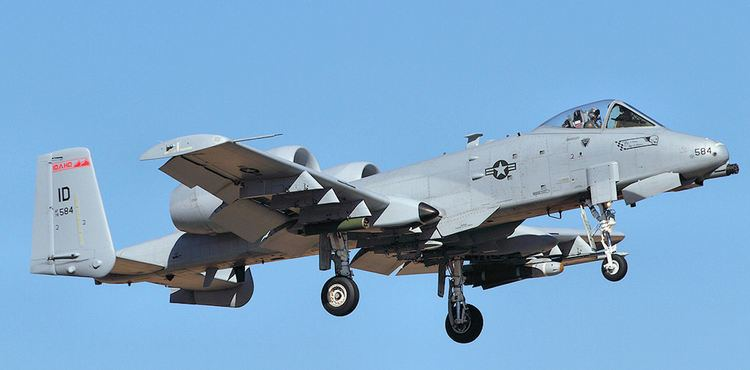 190th Fighter Squadron File190th Fighter Squadron A10 A10A 780584jpg Wikimedia Commons