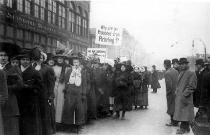 1910 Chicago garment workers' strike