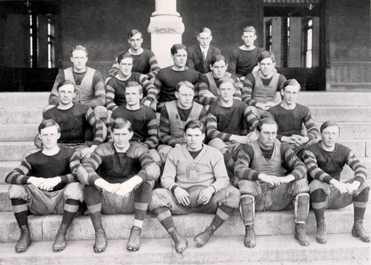 1910 Clemson Tigers football team