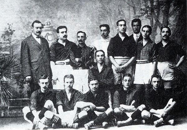 1910 Copa del Rey Final