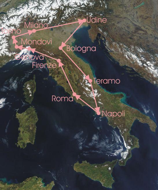 1910 Giro d'Italia