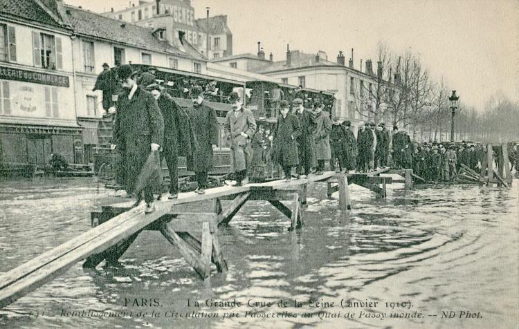 1910 Great Flood of Paris 1910 Great Flood of Paris Wikiwand
