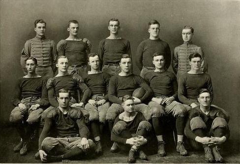 1910 VMI Keydets football team