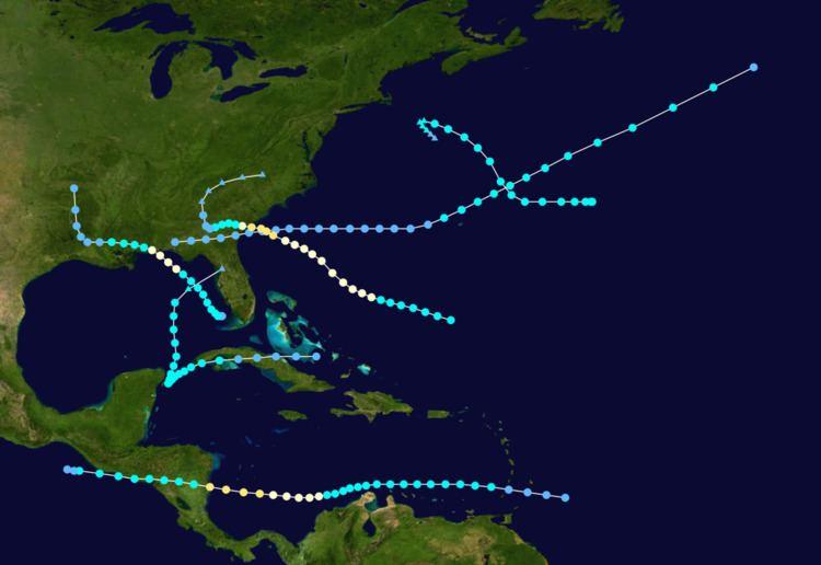1911 Atlantic hurricane season