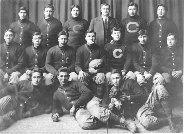 1911 Carlisle Indians football team