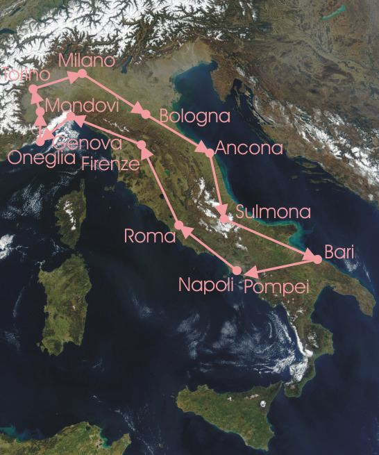 1911 Giro d'Italia