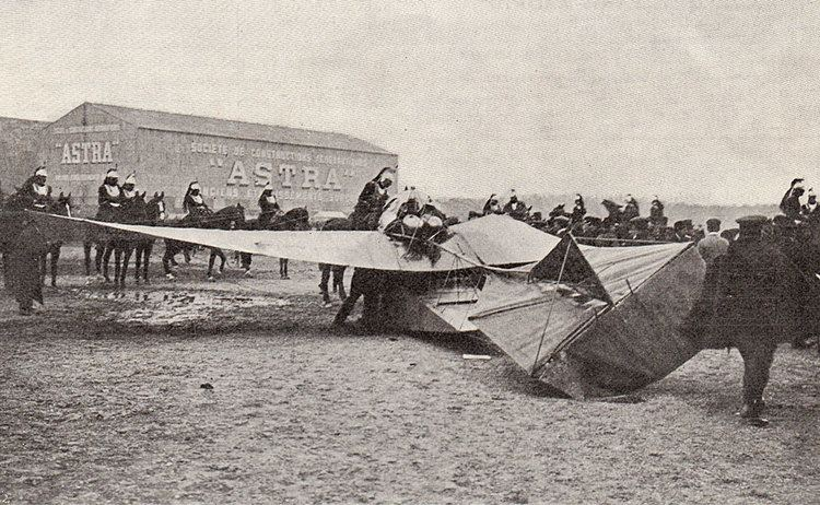 1911 Paris to Madrid air race