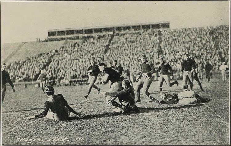 1911 Vanderbilt Commodores football team