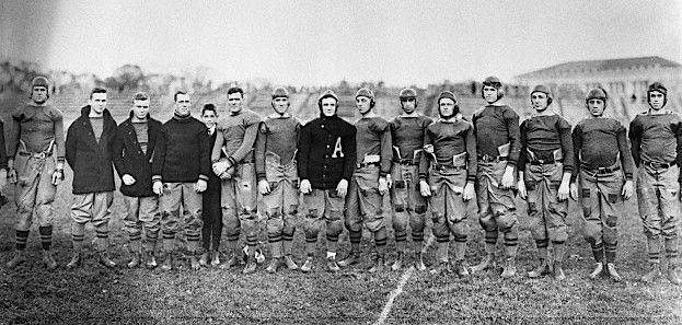 1912 Army Cadets football team
