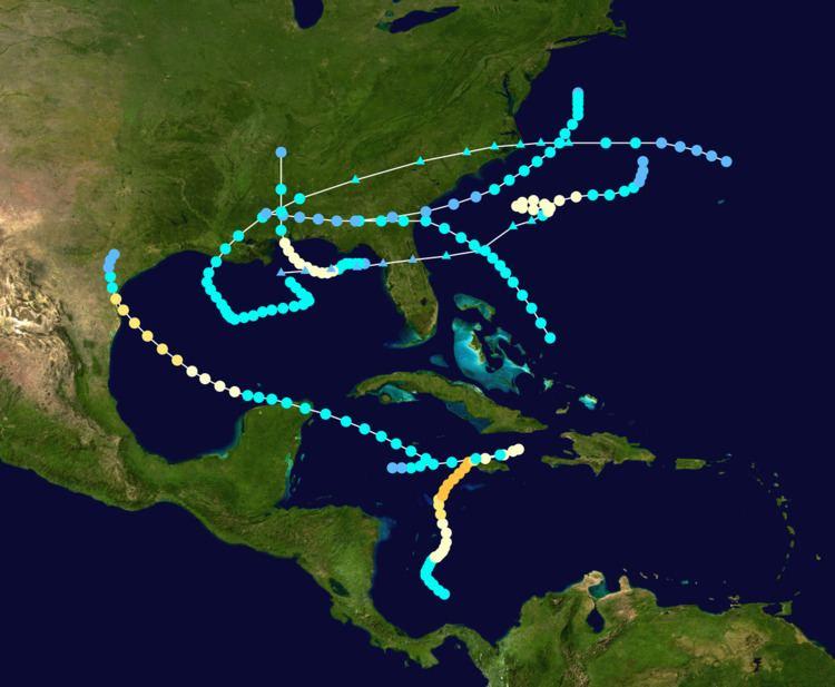 1912 Atlantic hurricane season