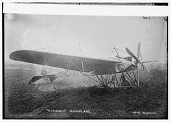 1912 Brooklands Flanders Monoplane crash httpsuploadwikimediaorgwikipediacommonsthu