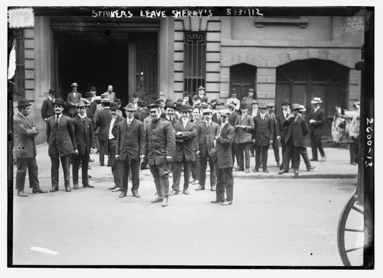 1912 New York City waiters' strike