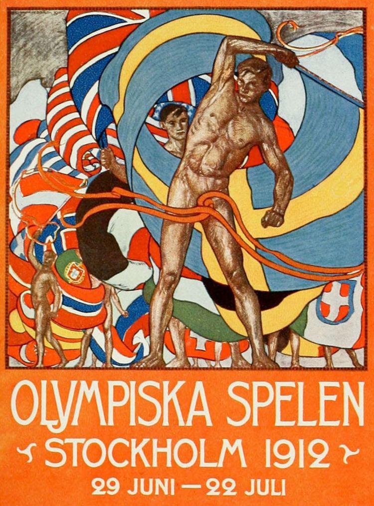 1912 Summer Olympics