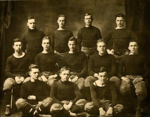 1912 VMI Keydets football team