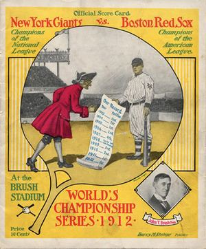 1912 World Series httpsuploadwikimediaorgwikipediacommonsthu