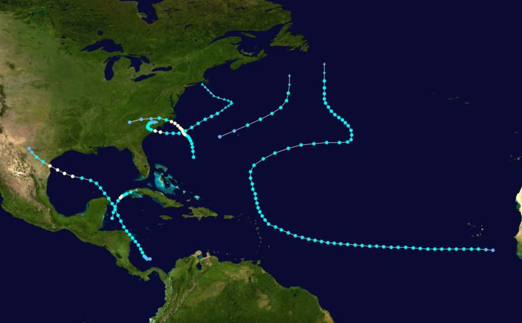 1913 Atlantic hurricane season