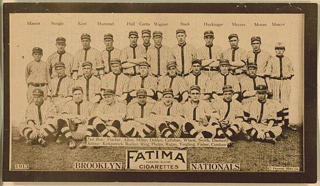 1913 Brooklyn Dodgers season