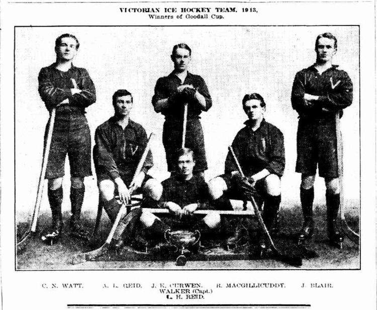 1913 Goodall Cup Finals