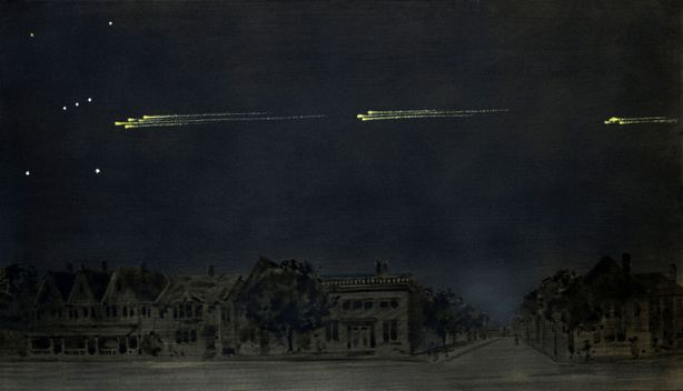 1913 Great Meteor Procession