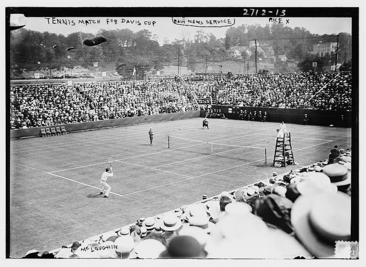 1913 International Lawn Tennis Challenge