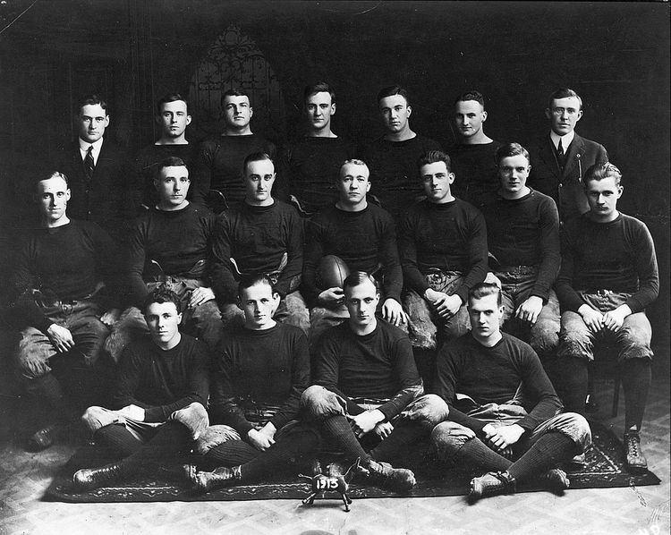 1913 Notre Dame Fighting Irish football team