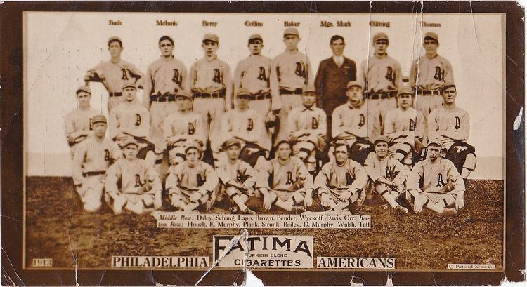1913 Philadelphia Athletics season