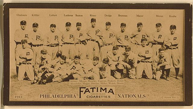 1913 Philadelphia Phillies season