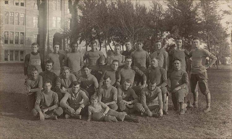 1913 Southwestern Moundbuilders football team
