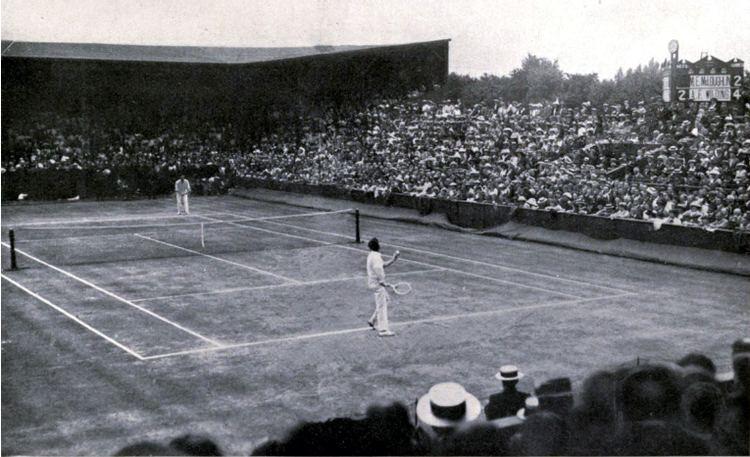 1913 Wimbledon Championships