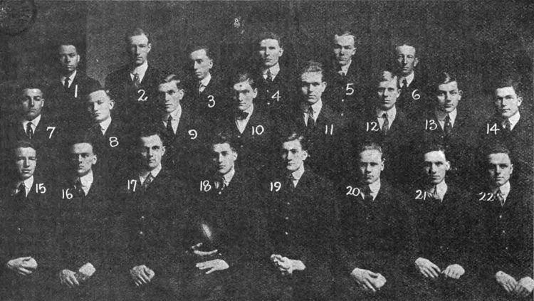 1914 Auburn Tigers football team