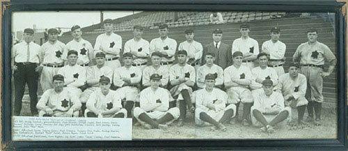 1914 Baltimore Terrapins season