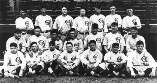 1914 Chicago Federals season