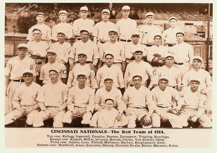 1914 Cincinnati Reds season