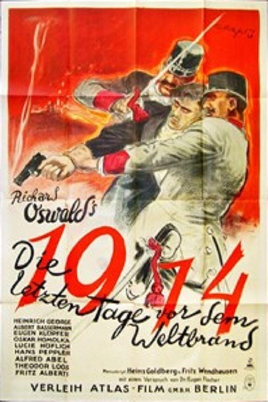 1914 (film) movie poster