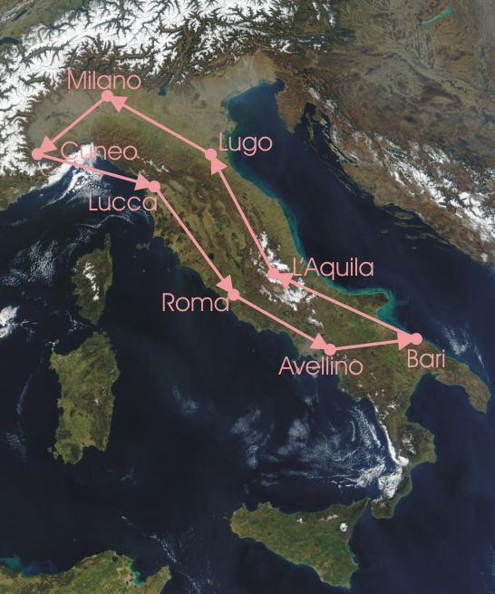 1914 Giro d'Italia