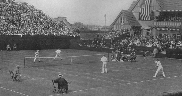 1914 International Lawn Tennis Challenge