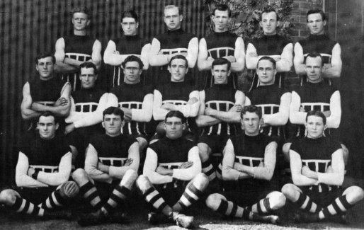 1914 Port Adelaide Football Club season