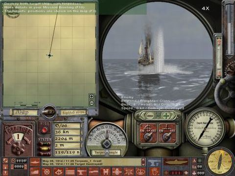 1914 Shells of Fury Shells of Fury review by Subsimcom