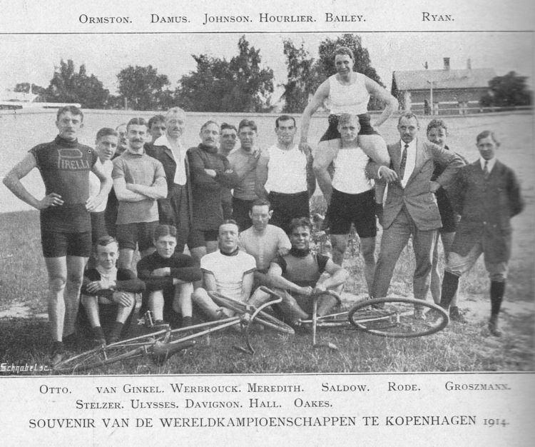 1914 UCI Track Cycling World Championships