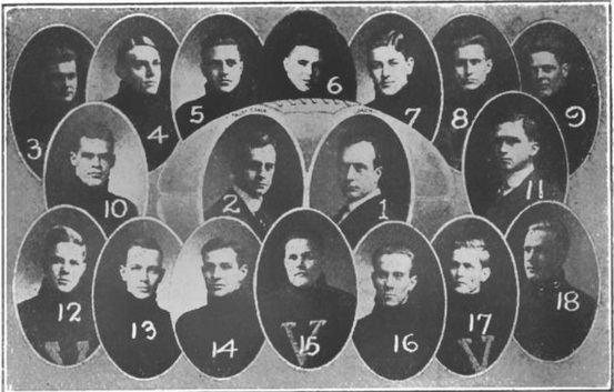 1914 Vanderbilt Commodores football team
