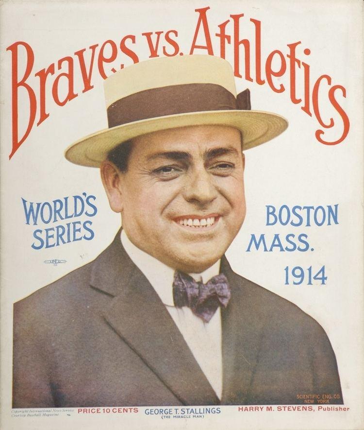 1914 World Series wwwbaseballalmanaccomimages1914WorldSeries