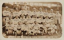 1915 Boston Red Sox season httpsuploadwikimediaorgwikipediacommonsthu