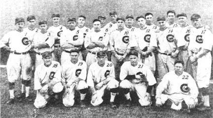 1915 Chicago Whales season