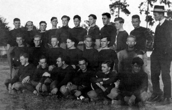 1915 Florida Gators football team